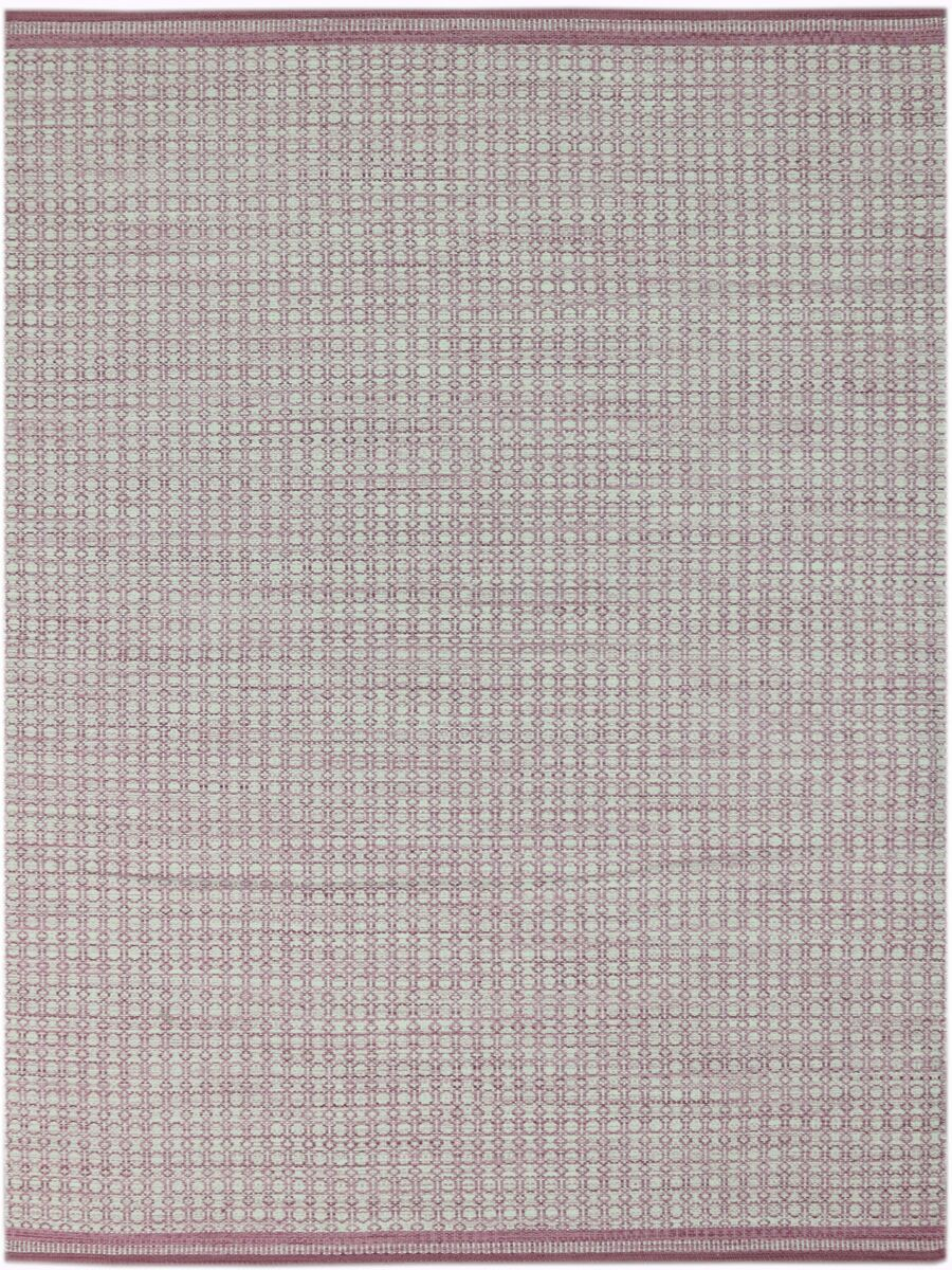Latimer Hand-Woven Pink Area Rug Rug Size: Rectangle 5' x 8'