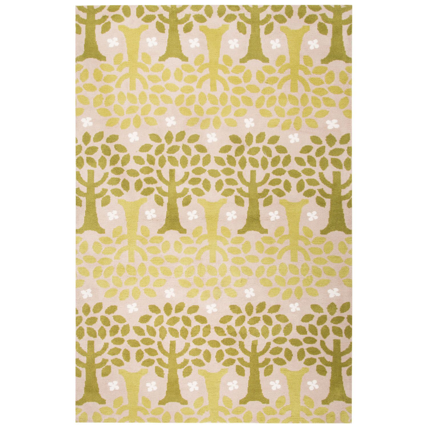 Flipped Forest Rug Rug Size: Rectangle 7'6