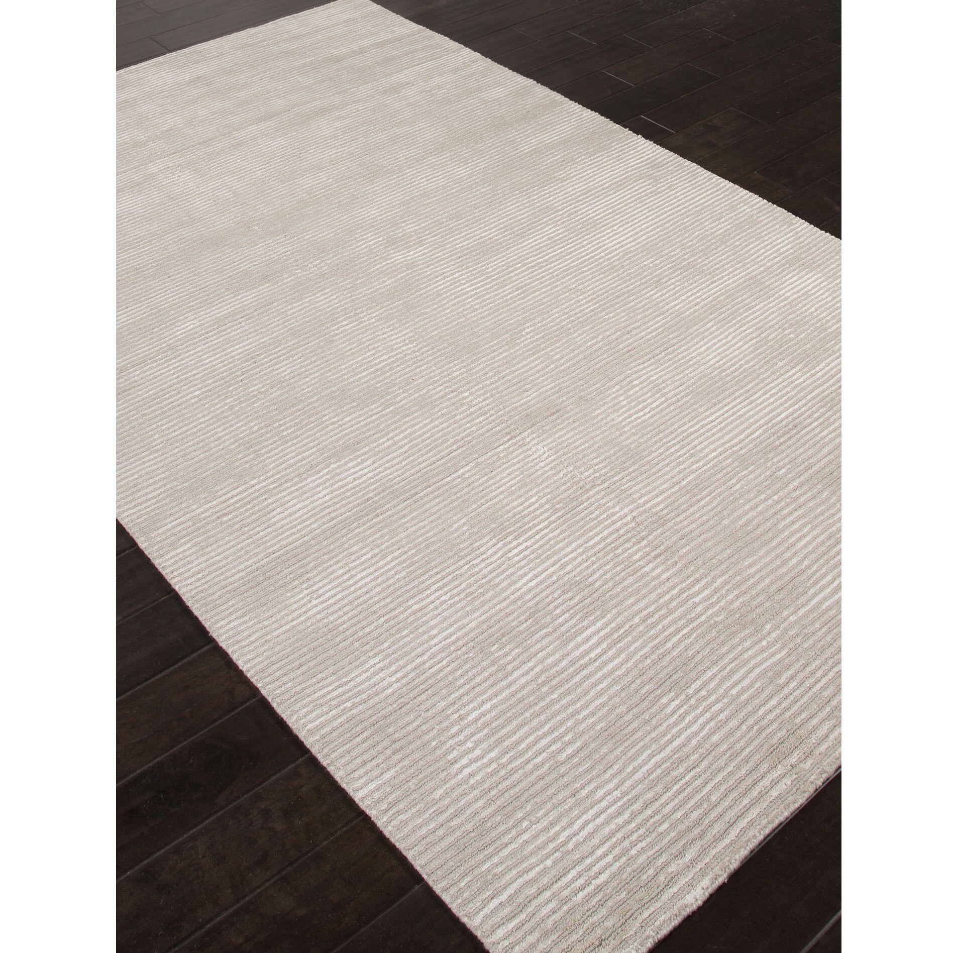 Unadilla Hand-Loomed Gray Area Rug