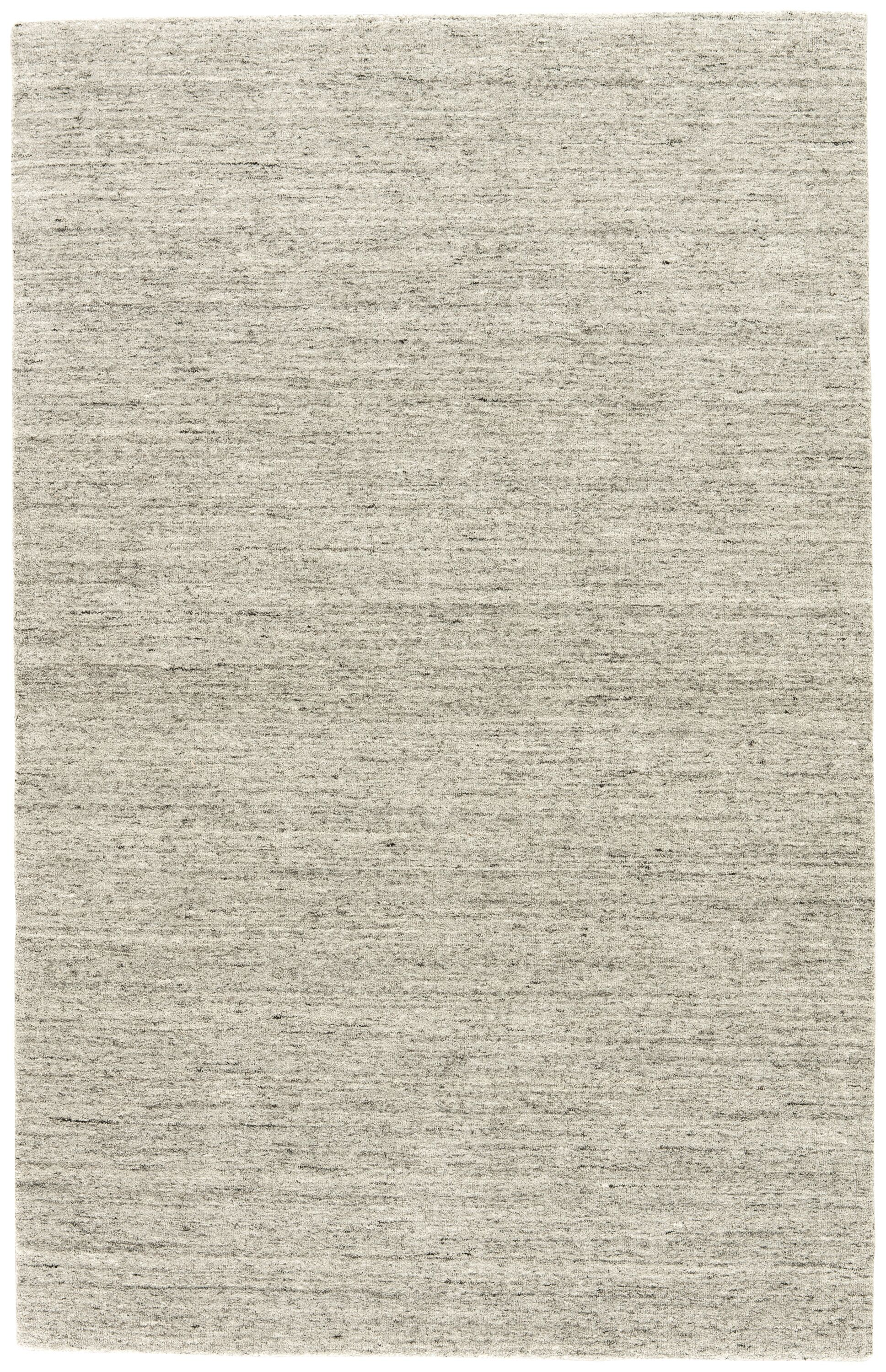 Helen Hand-Woven Gray/Taupe Area Rug Rug Size: Rectangle 5' x 8'