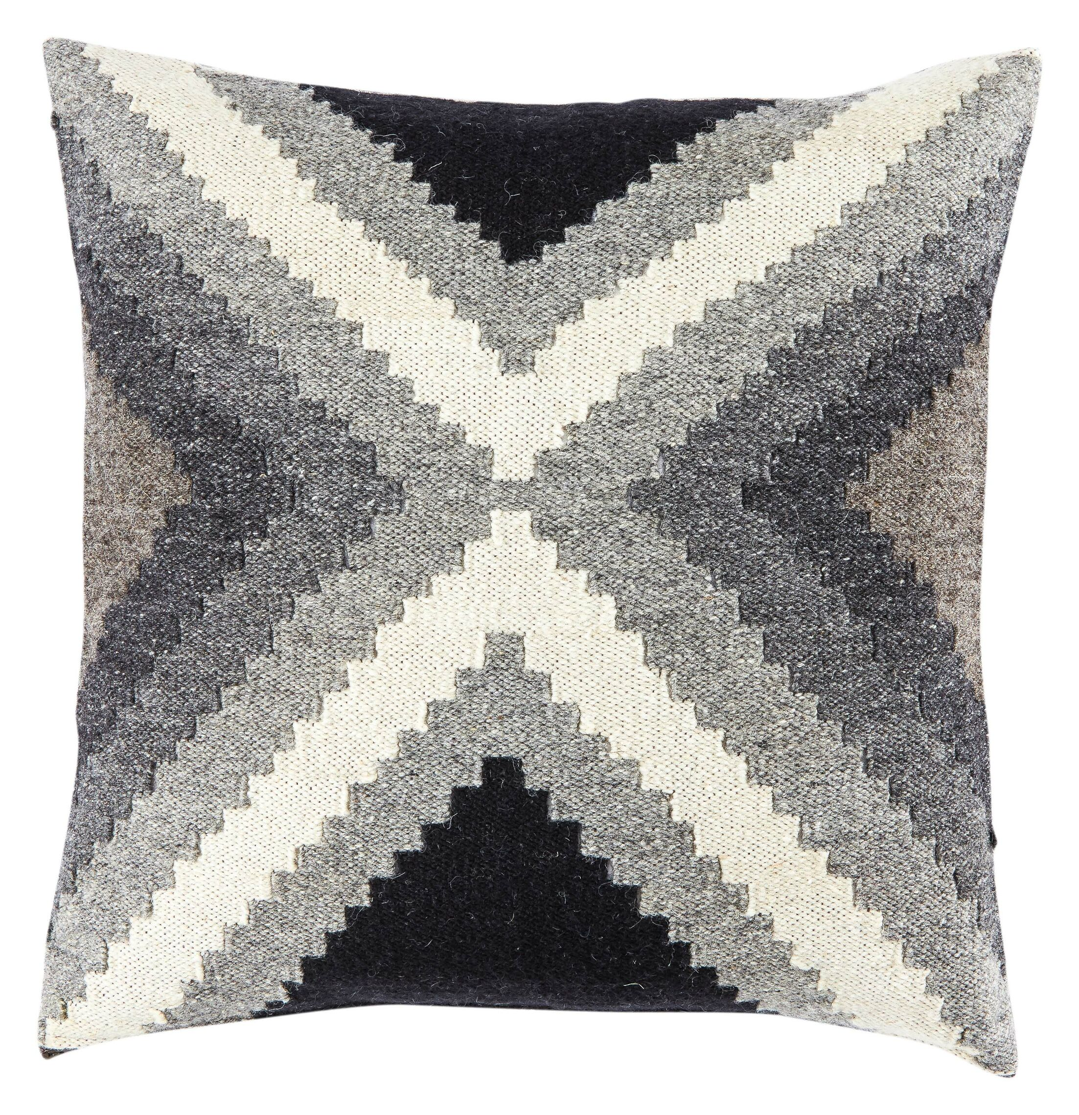 Dorsey Throw Pillow Fill Material: Down/Feather