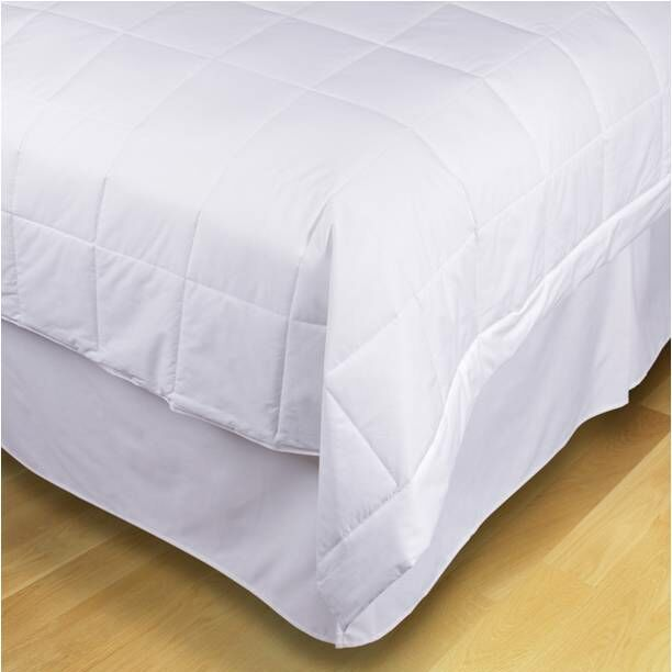 Eco Pure Midweight Down Alternative Comforter Size: King