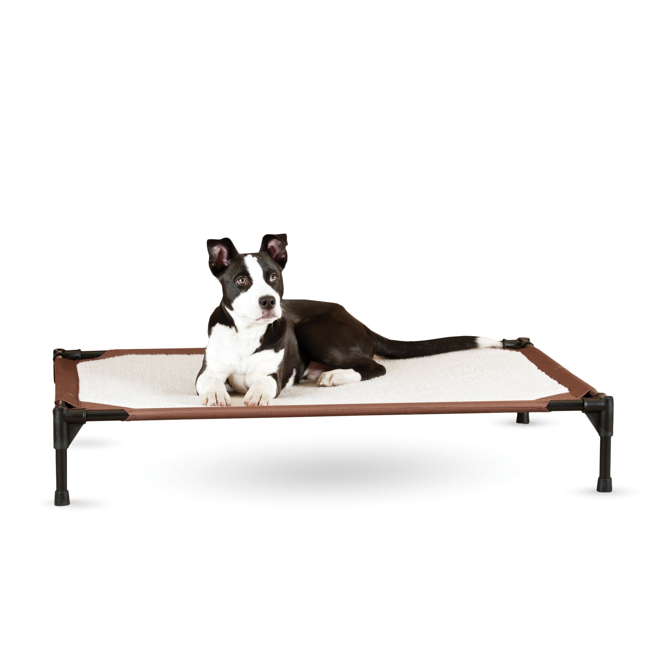 Self-Warming Pet Cot Cover Size: Large (0.25