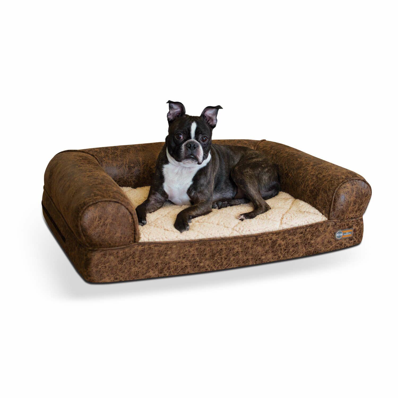Pet Products Bomber Memory Dog Sofa Size: Medium (41