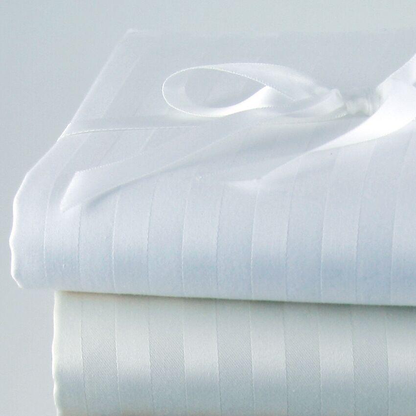 Via Frattina Italian 610 Thread Count Sheet Set Size: California King, Color: White
