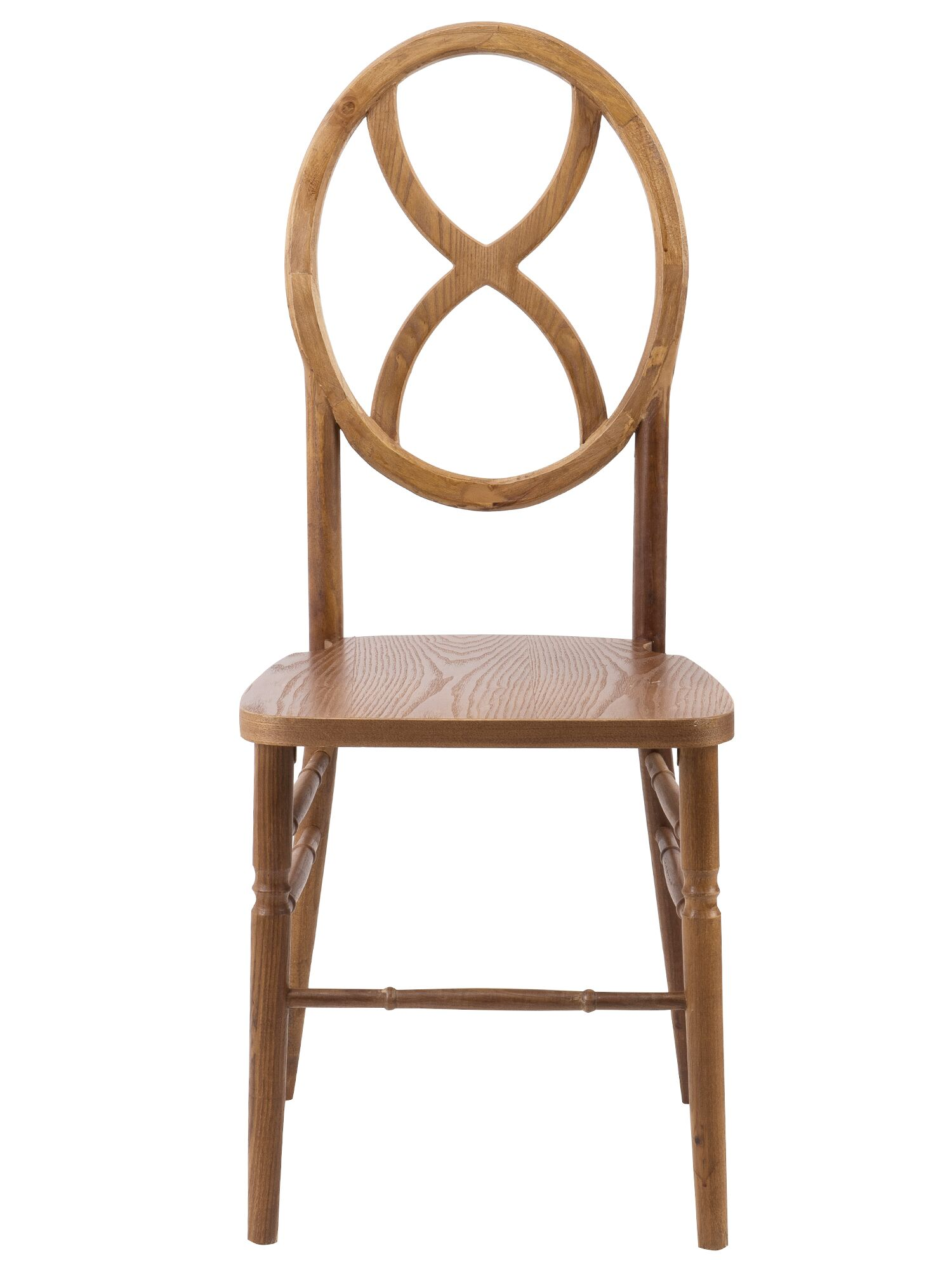 Veronique Series Wood Solid Wood Dining Chair Finish: Antique Fruitwood