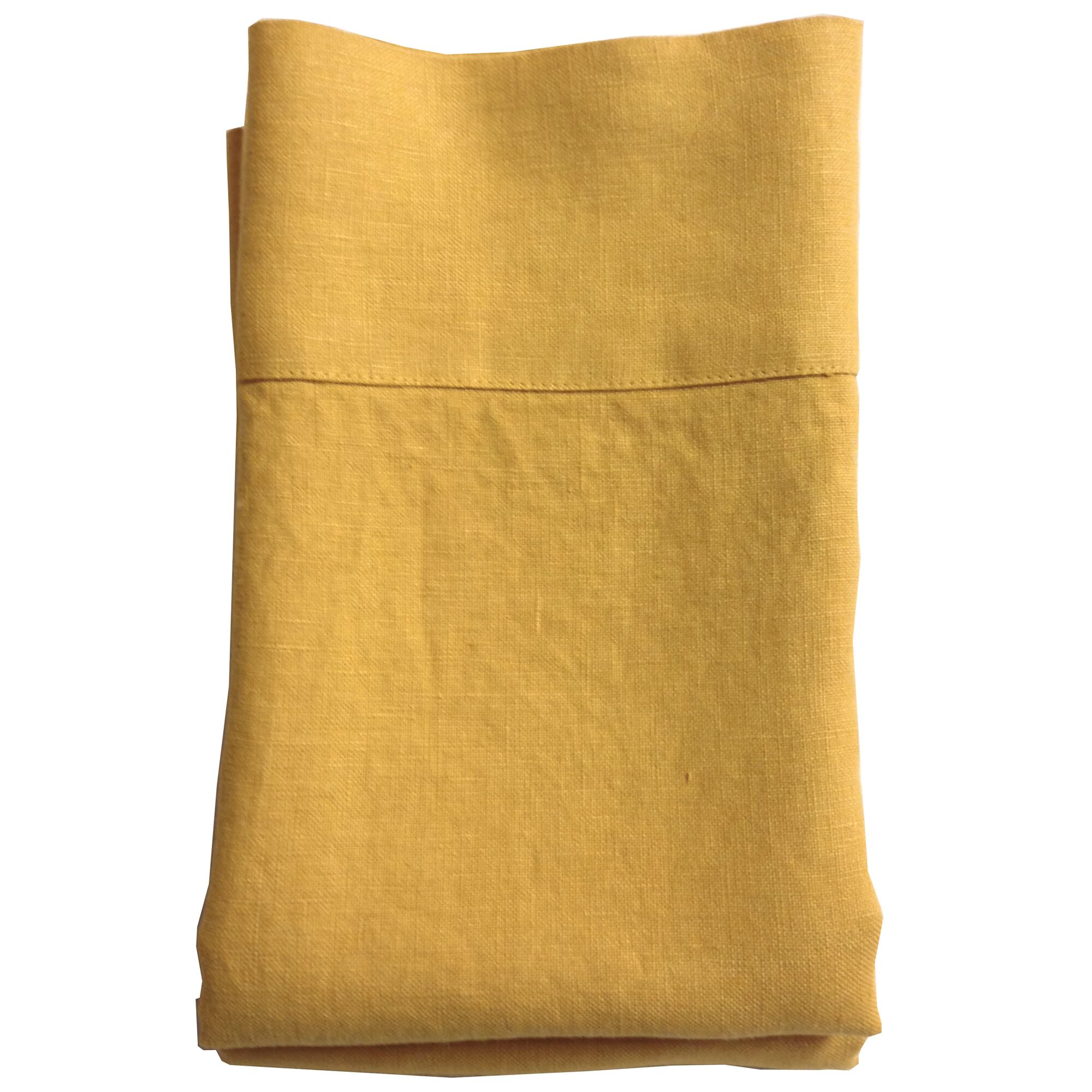 Linen Pillowcase Color: Black, Size: Standard/Queen