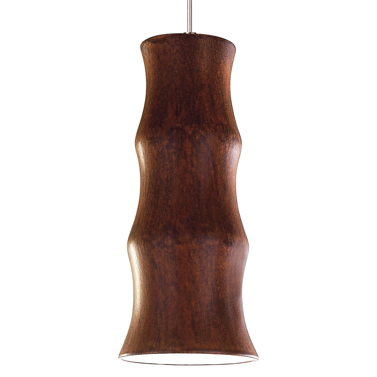 Chambers 1-Light Novelty Pendant Finish: Butternut, Canopy and Transformer: With