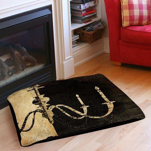 Chandelier 1 Indoor/Outdoor Pet Bed Size: 28