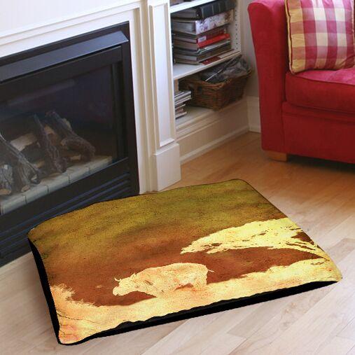 Safari Sunrise 2 Indoor/Outdoor Pet Bed Size: 50