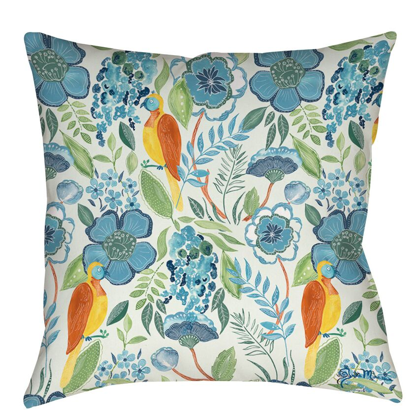 Osa Indoor/Outdoor Throw Pillow Size: 20
