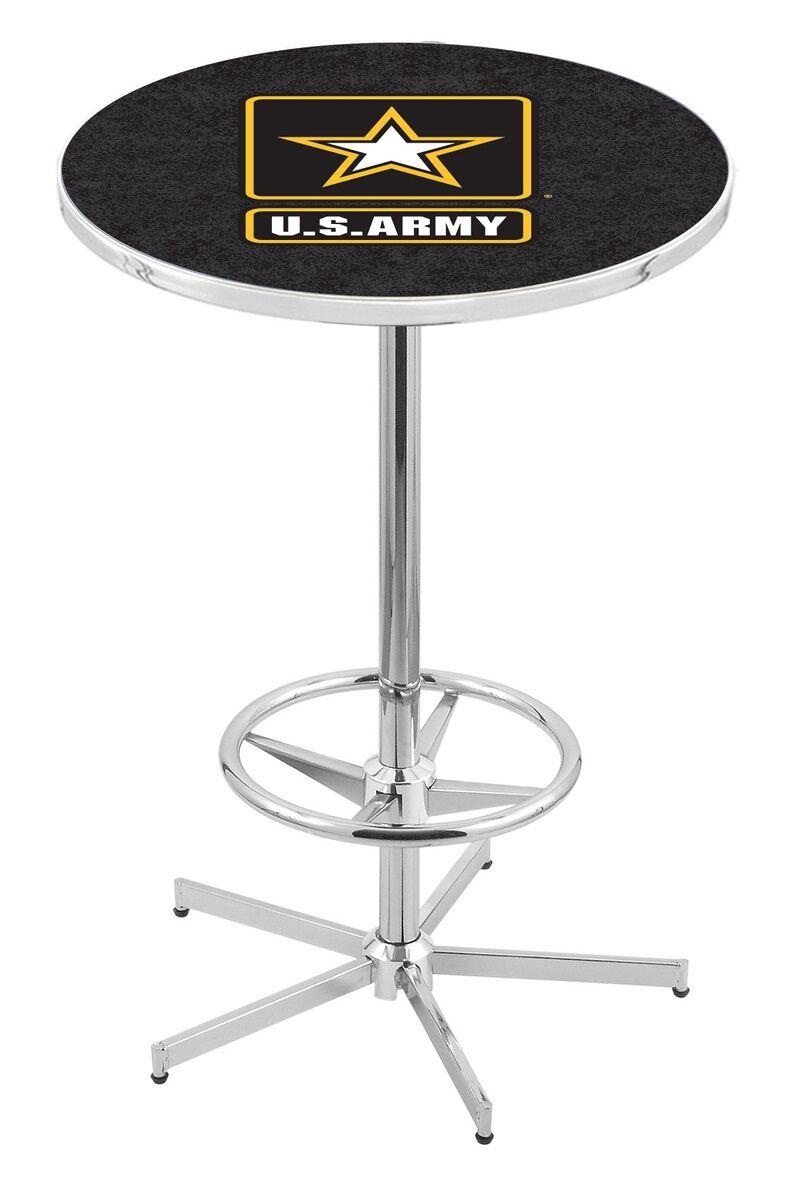 Military Pub Table Team: United States Army