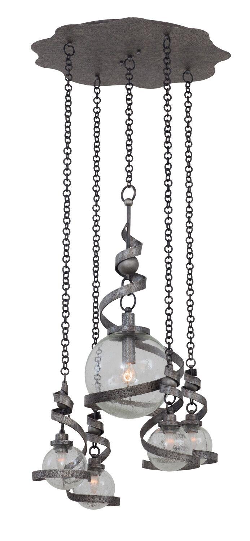 Odessa 4-Light Pendant