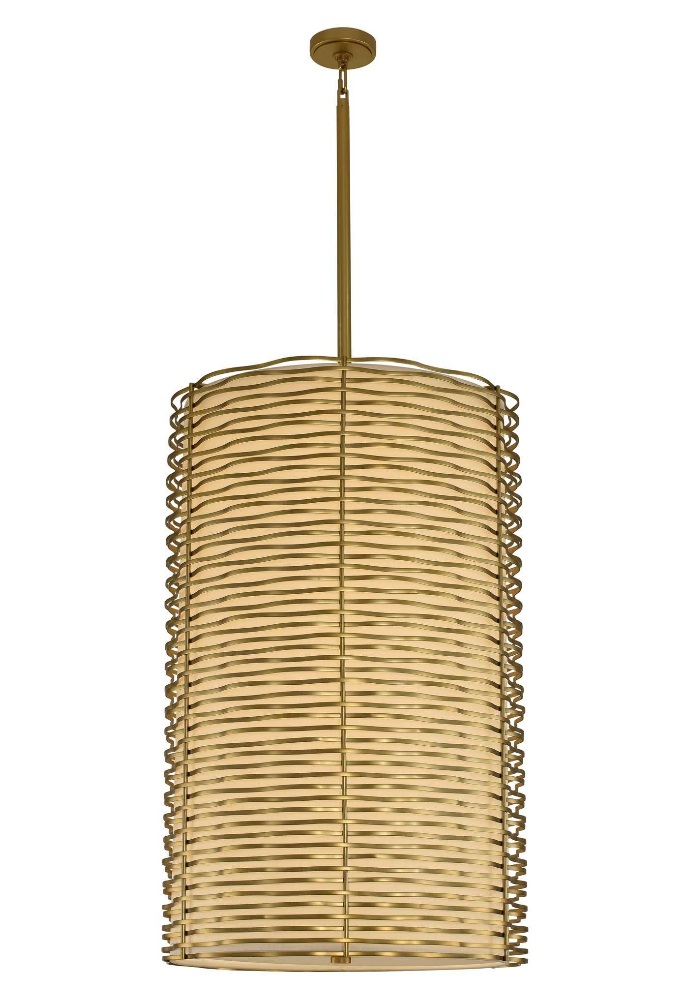 Paloma  LED  Pendant Size: 45