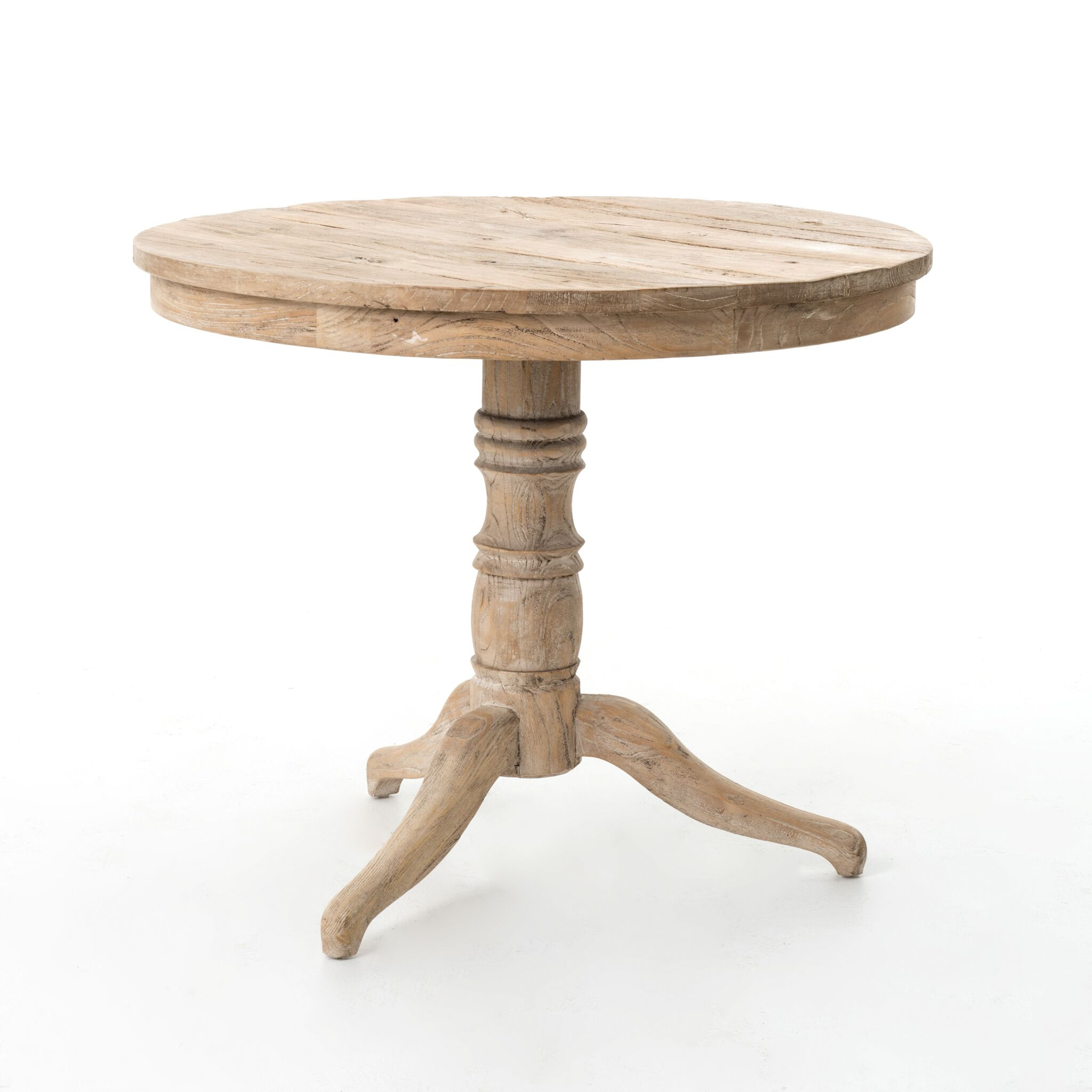 Occasional Solid Wood Dining Table
