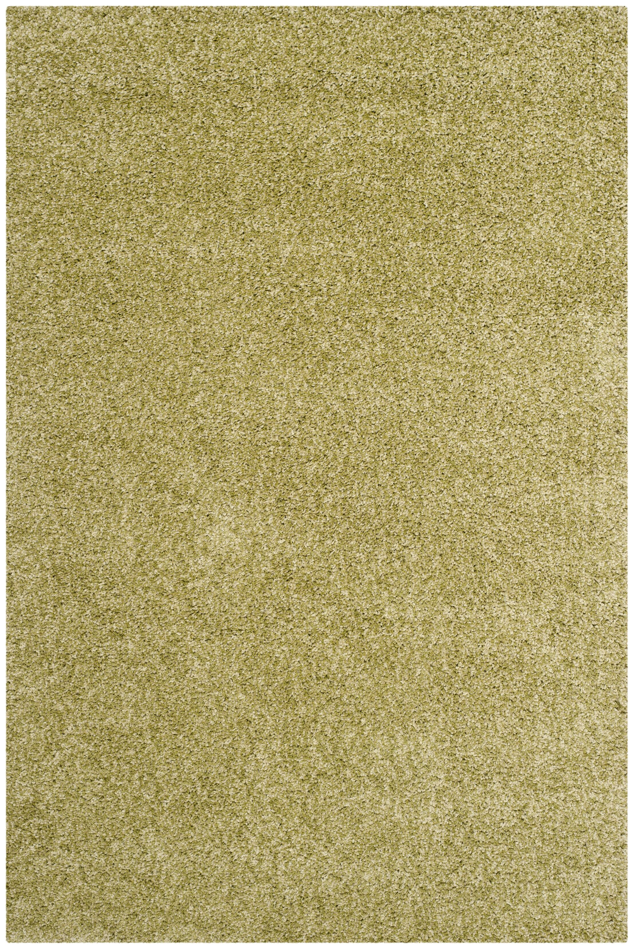 Starr Hill Green Area Rug Rug Size: Rectangle 5'3