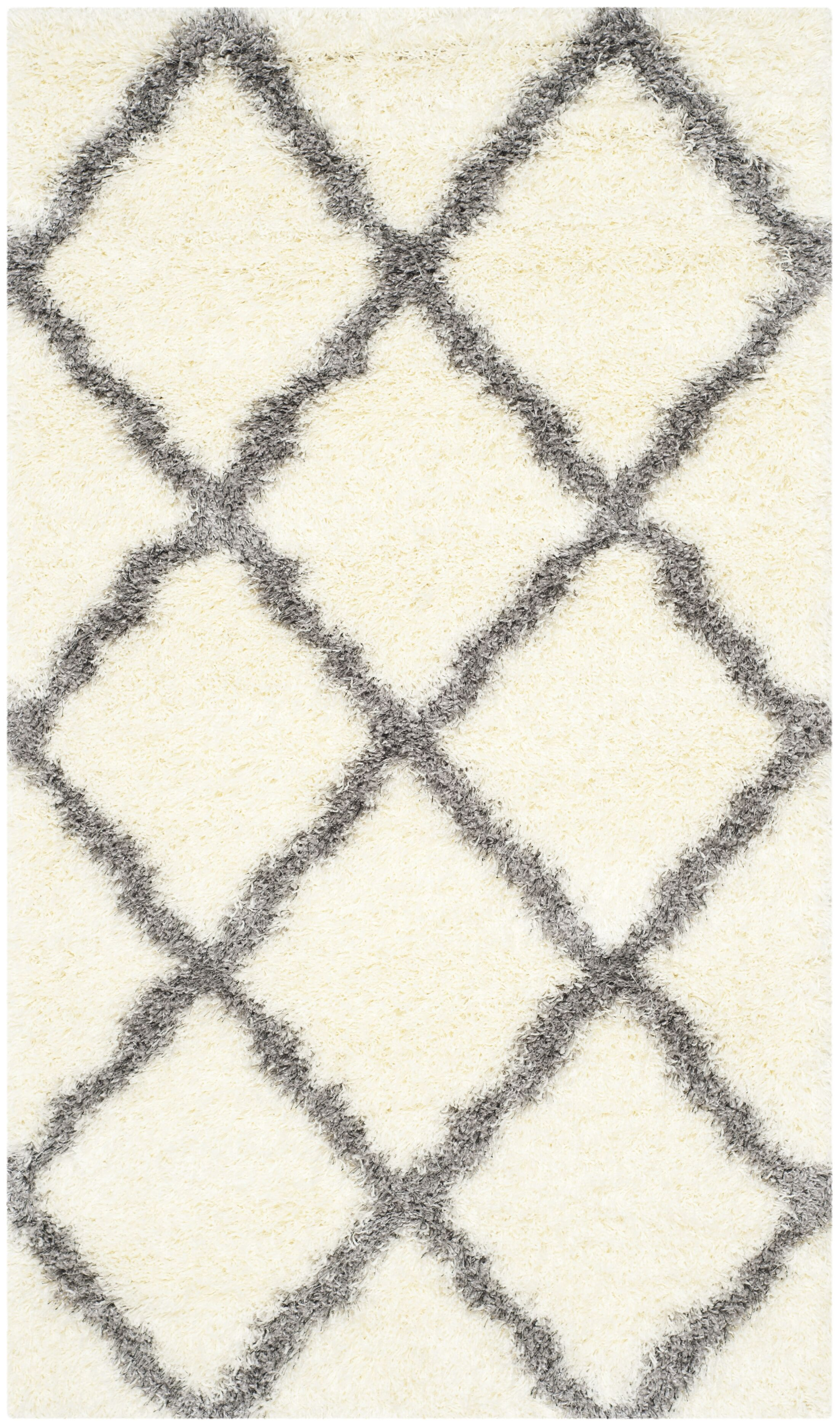 Macungie Gray Indoor Area Rug Rug Size: Rectangle 8' x 10'
