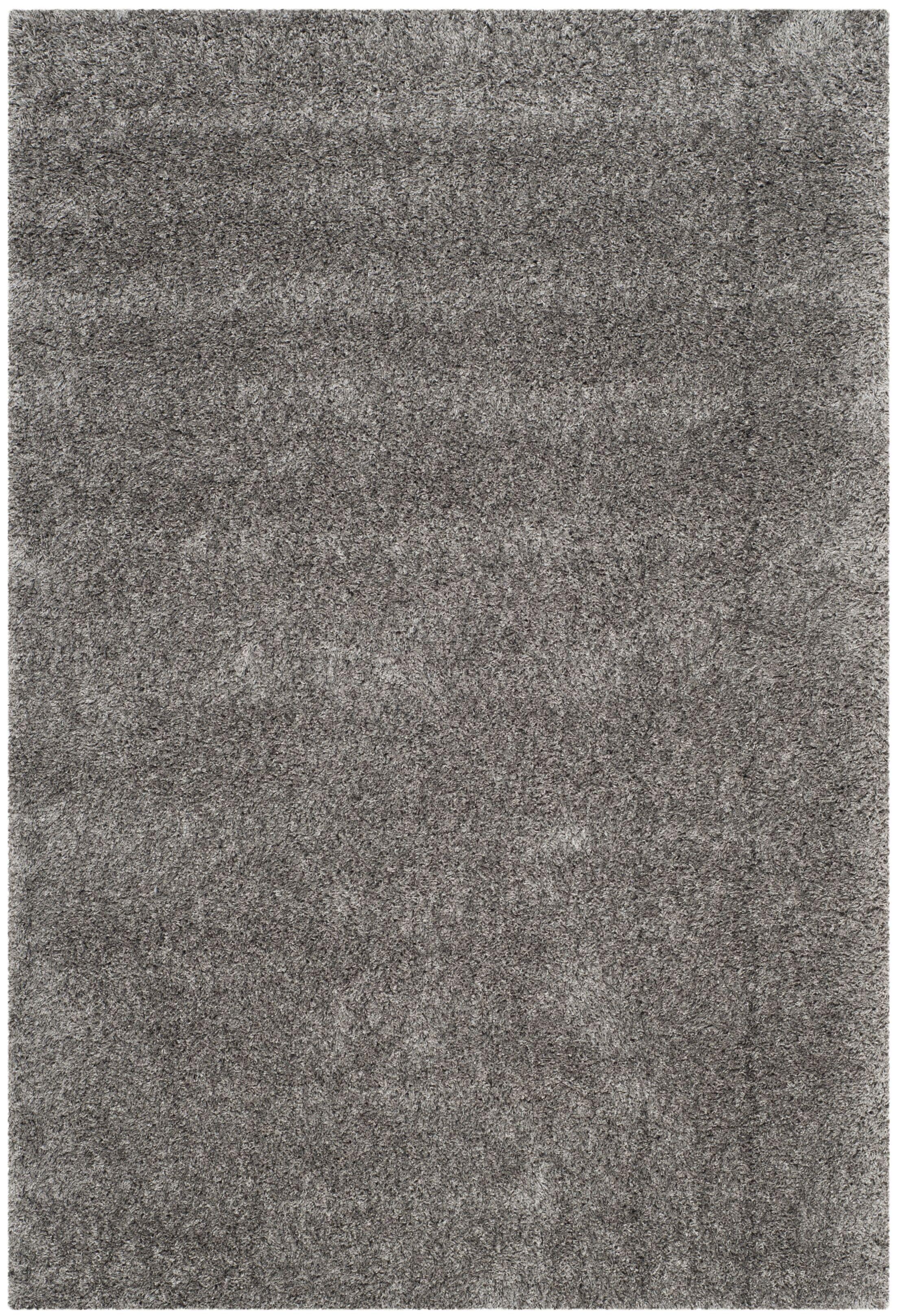 Soraya  Gray Area Rug Rug Size: Square 4'