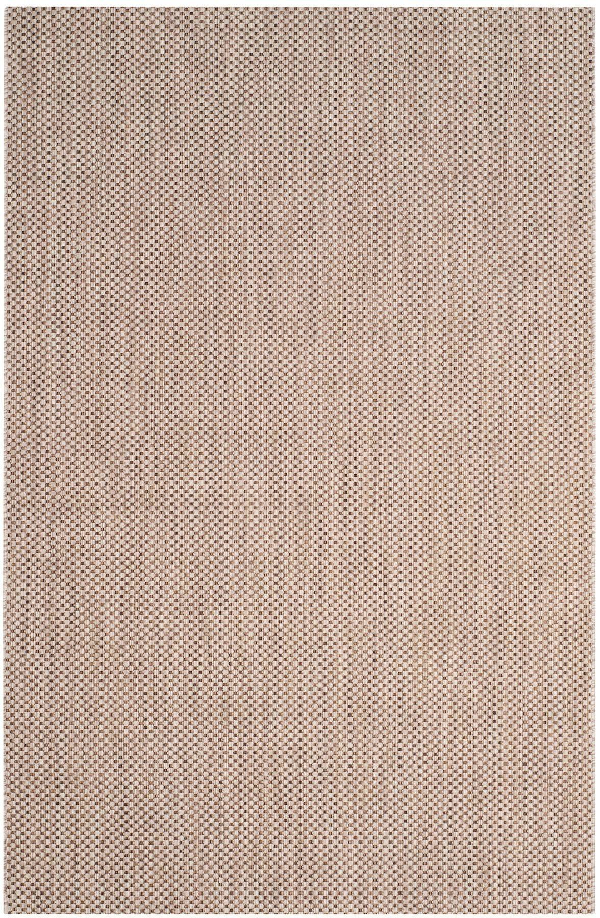 Mullen Beige/Brown Area Rug Rug Size: Rectangle 5'3