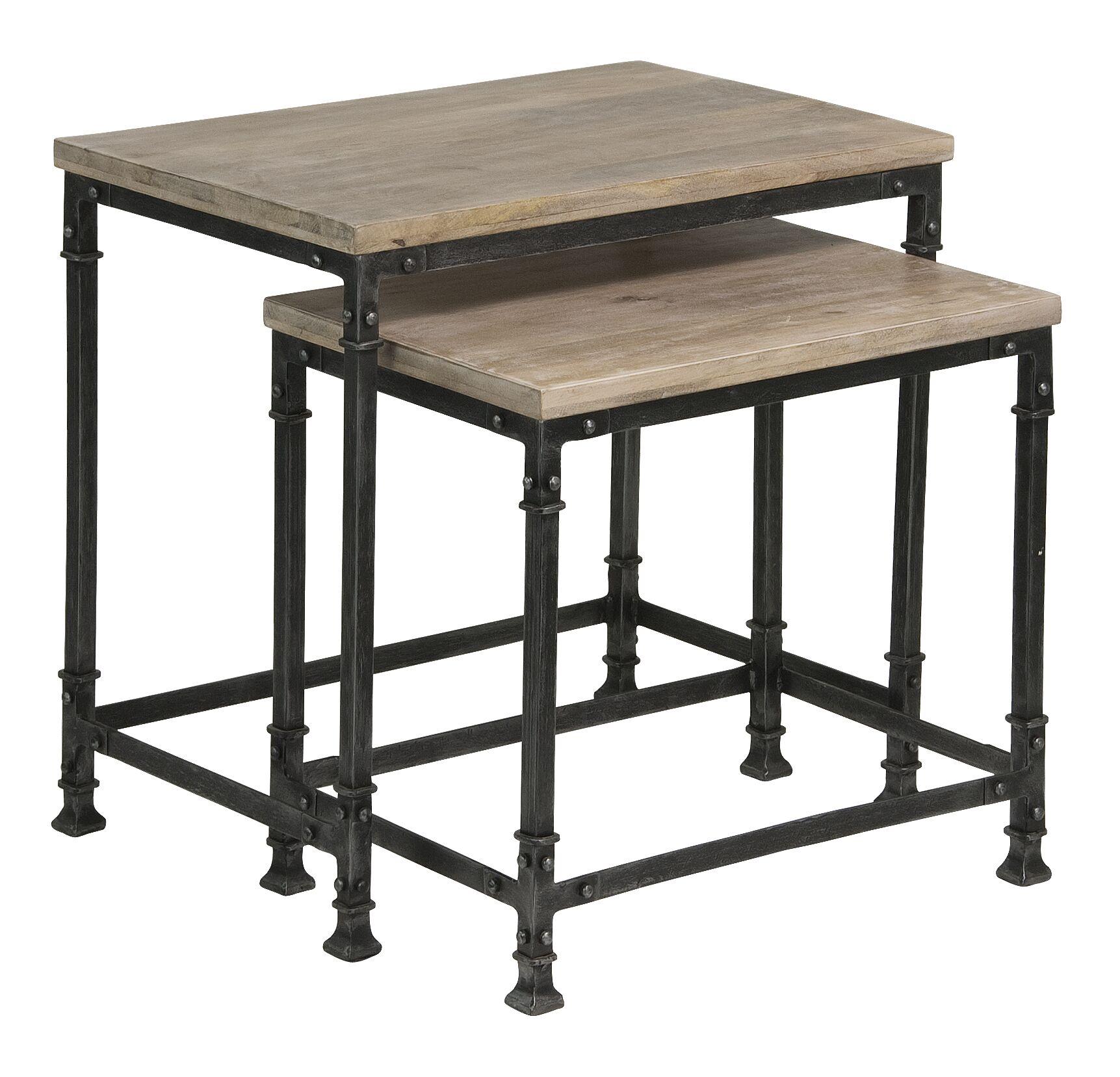 Gerard Nesting Table Set (Set of 2)