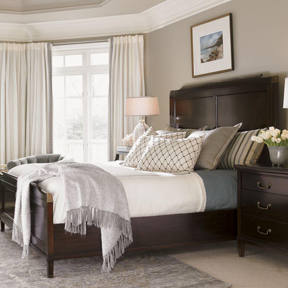 Kensington Place Panel Configurable Bedroom Set