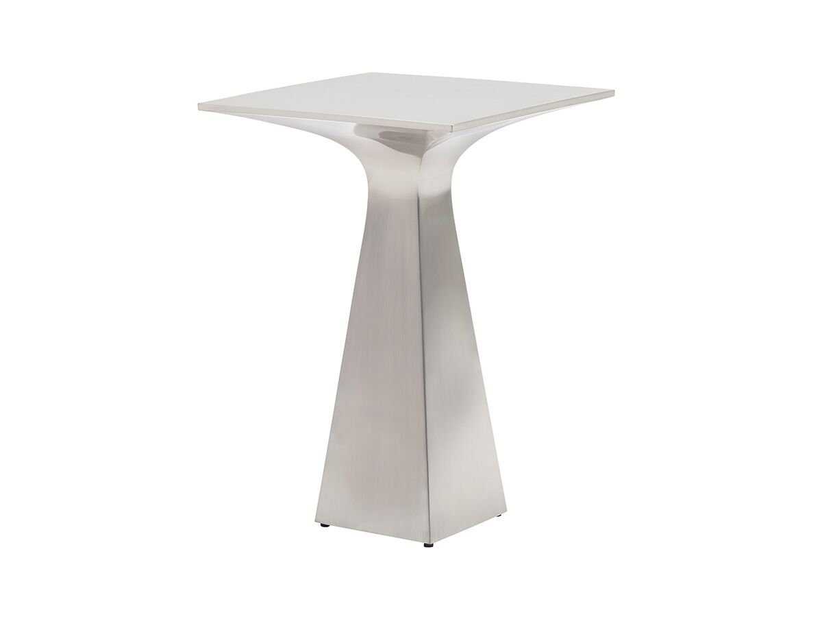 Kitano Sato Stainless Steel End Table