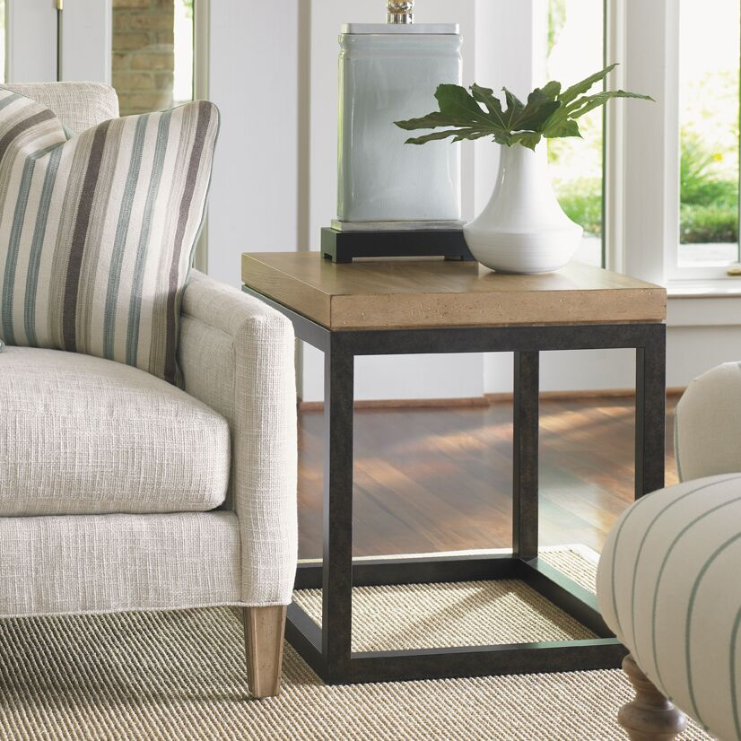 Monterey Sands Seal Beach End Table