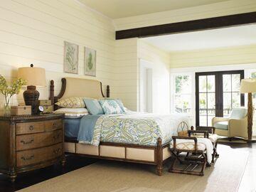 Bali Hai Panel Configurable Bedroom Set