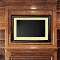 Features: -Use it as a life sized digital photo frame.-Simply copy photos onto a DVD, and play it on the DVD player.-Use it to display artworks, with DVD artwork (sold separately), still images are displayed on the screen..-Frame is mounted on the fro...