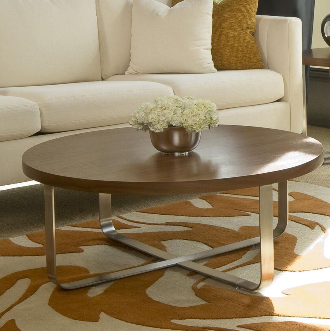Artesia End Table Color: Walnut