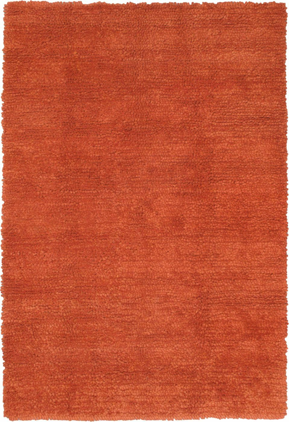 Ritz Copper Area Rug Rug Size: 5'7