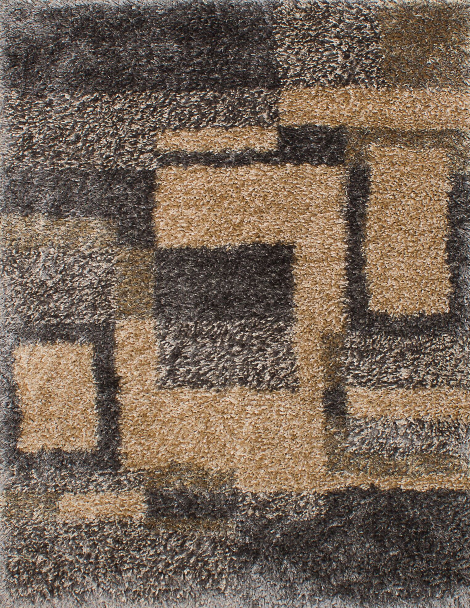 Advait Dark Gray Area Rug