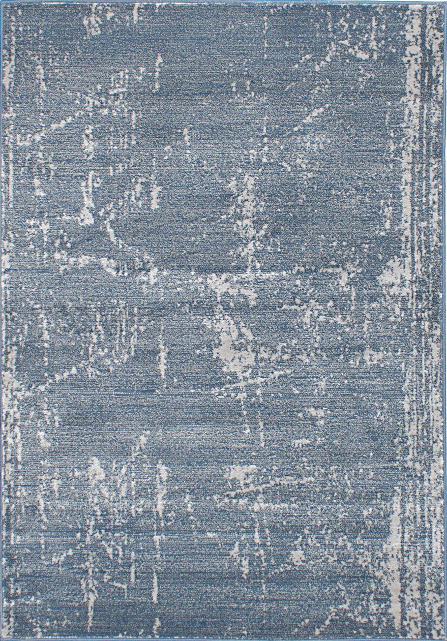 Grogg Blue Area Rug