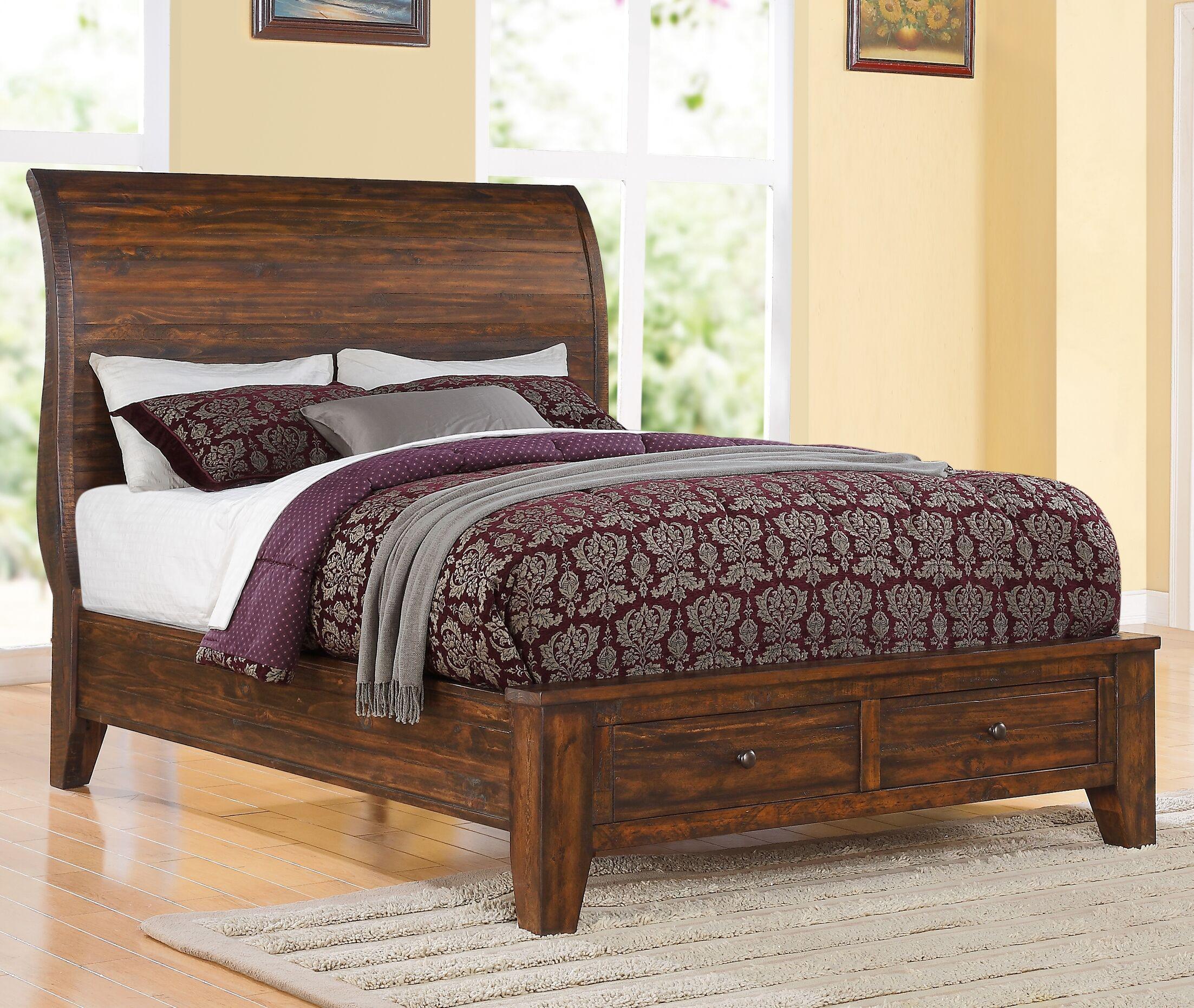 Cally Storage Platform Bed Size: Queen