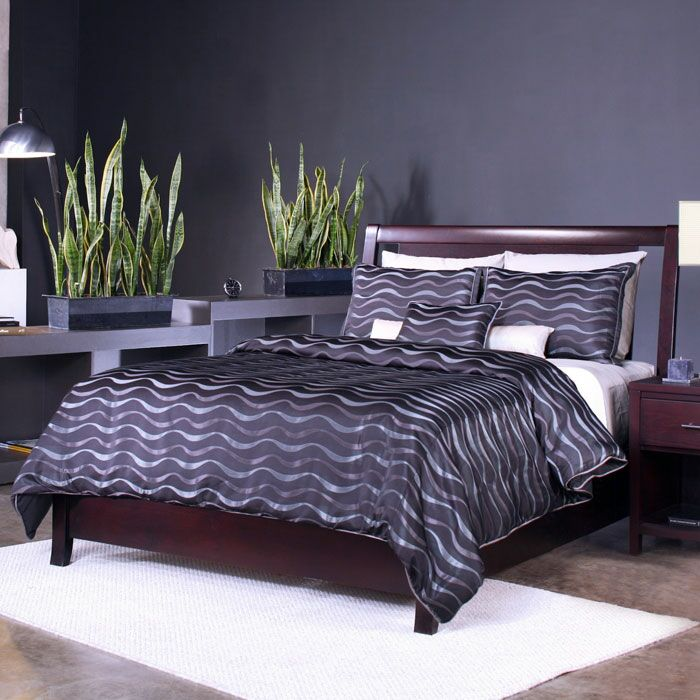 Nevis Storage Panel Bed Size: California King