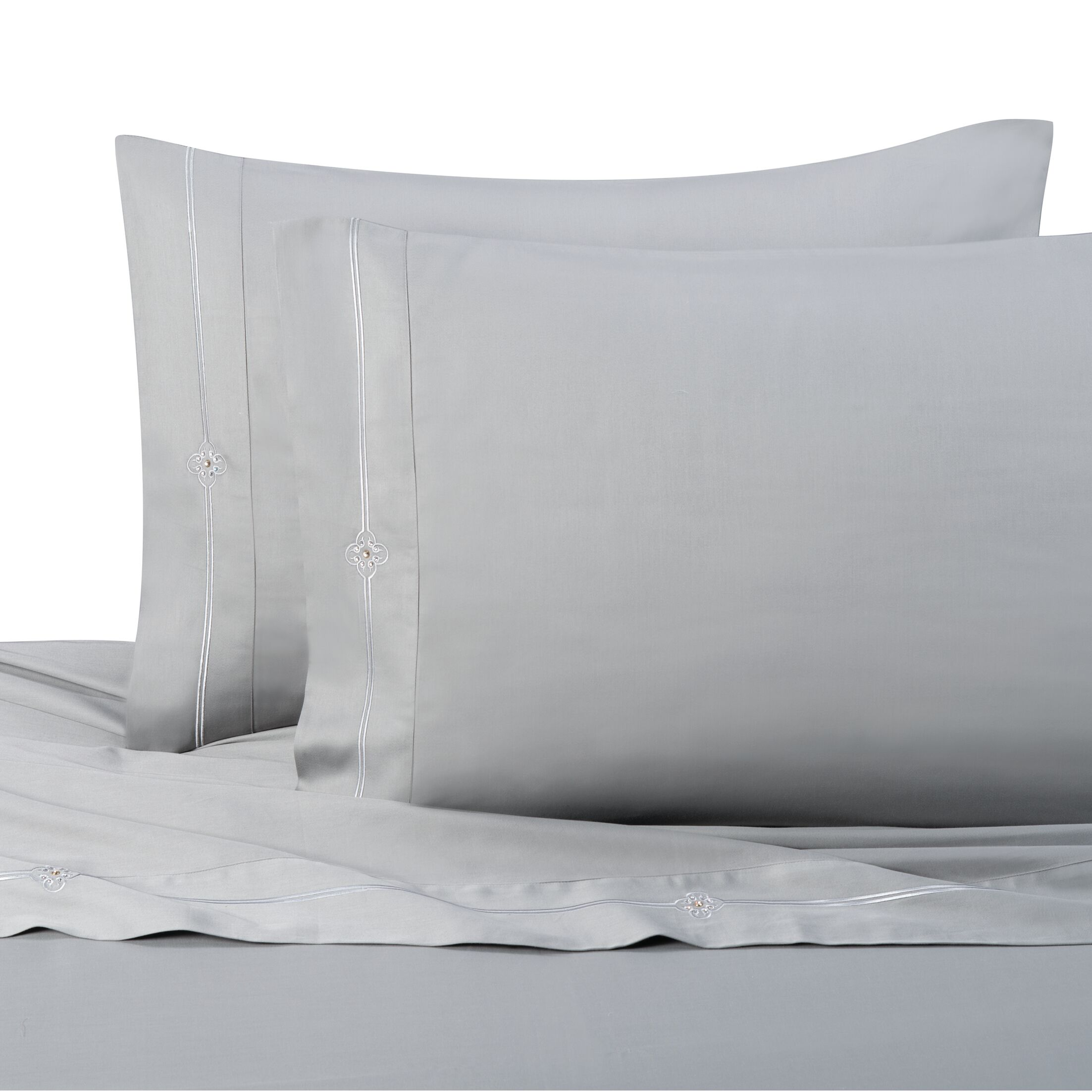 Eros Swarovski� Sheet Set Size: Full / Queen