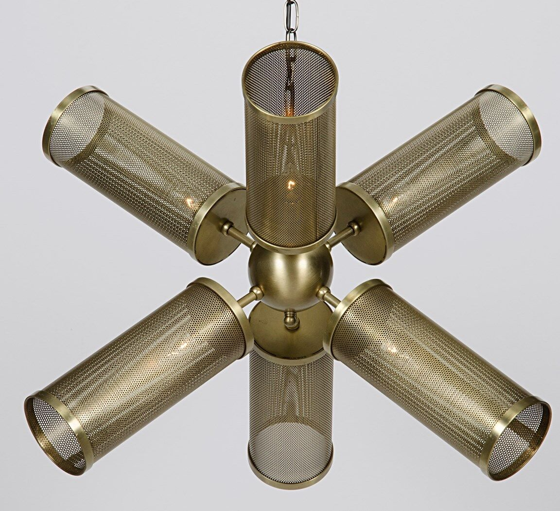 Mortimer 6-Light Chandelier