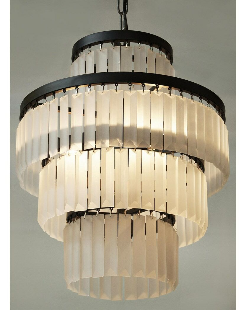 Cora Raw 3-Light Novelty Chandelier