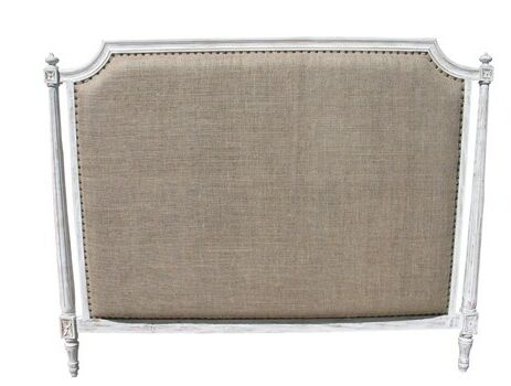 Isabelle Upholstered Panel Headboard Size: King
