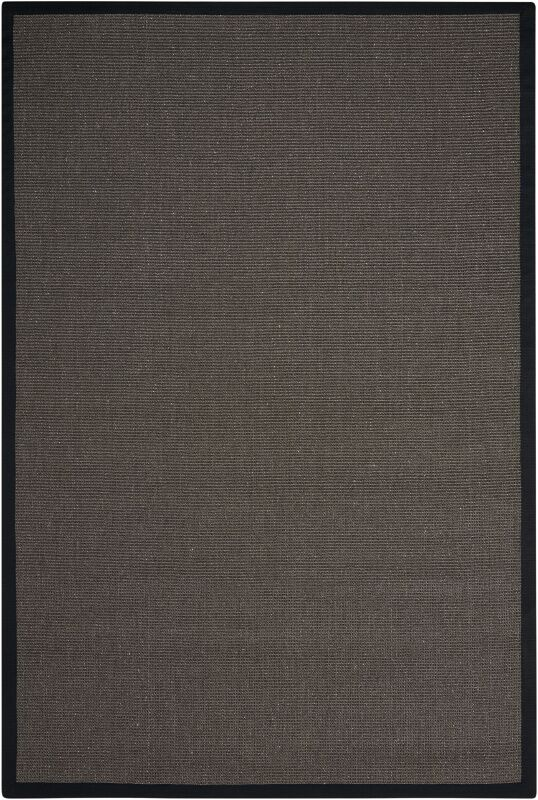 Brilliance Charcoal Area Rug Rug Size: Rectangle 8' x 10'