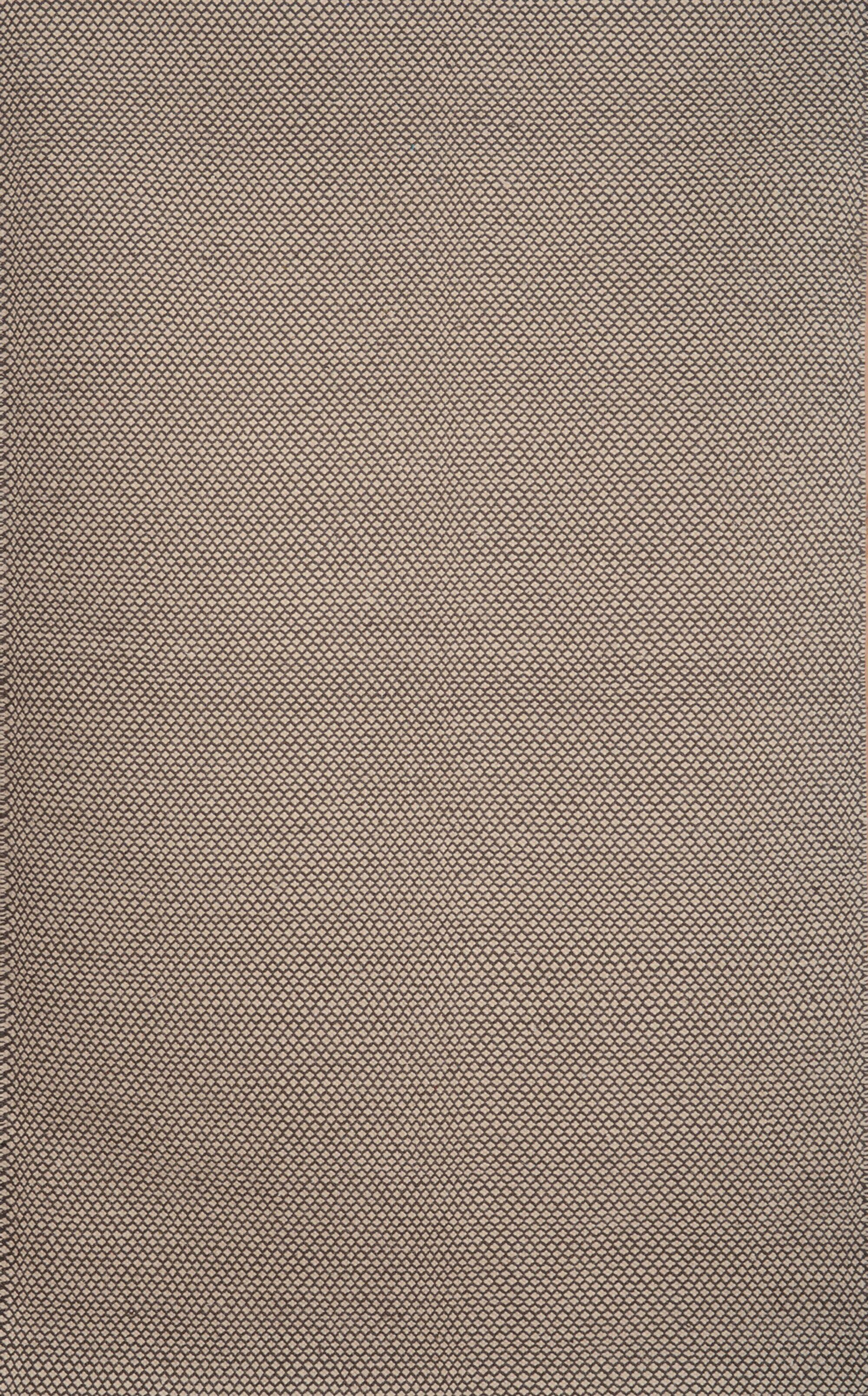 Hempstead Grey/White Rug Rug Size: 5' x 8'