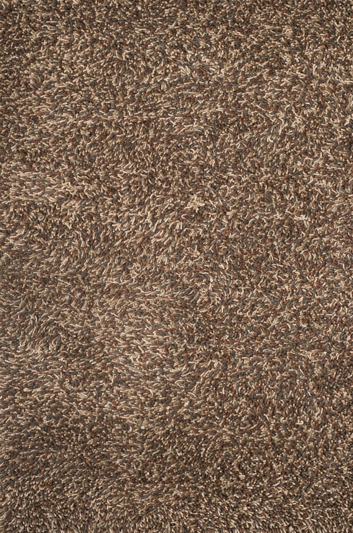 Textures Lifestyle Hand Tufted Wool Tan Area Rug Rug Size: 5' x 8'
