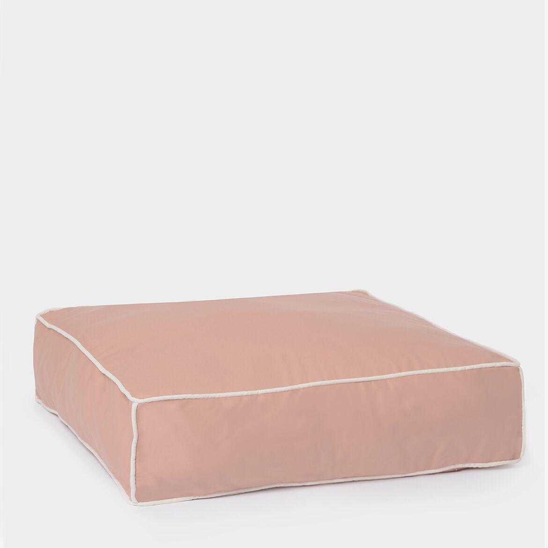 Norridge Square Dog Bed Size: Large, Color: Rose