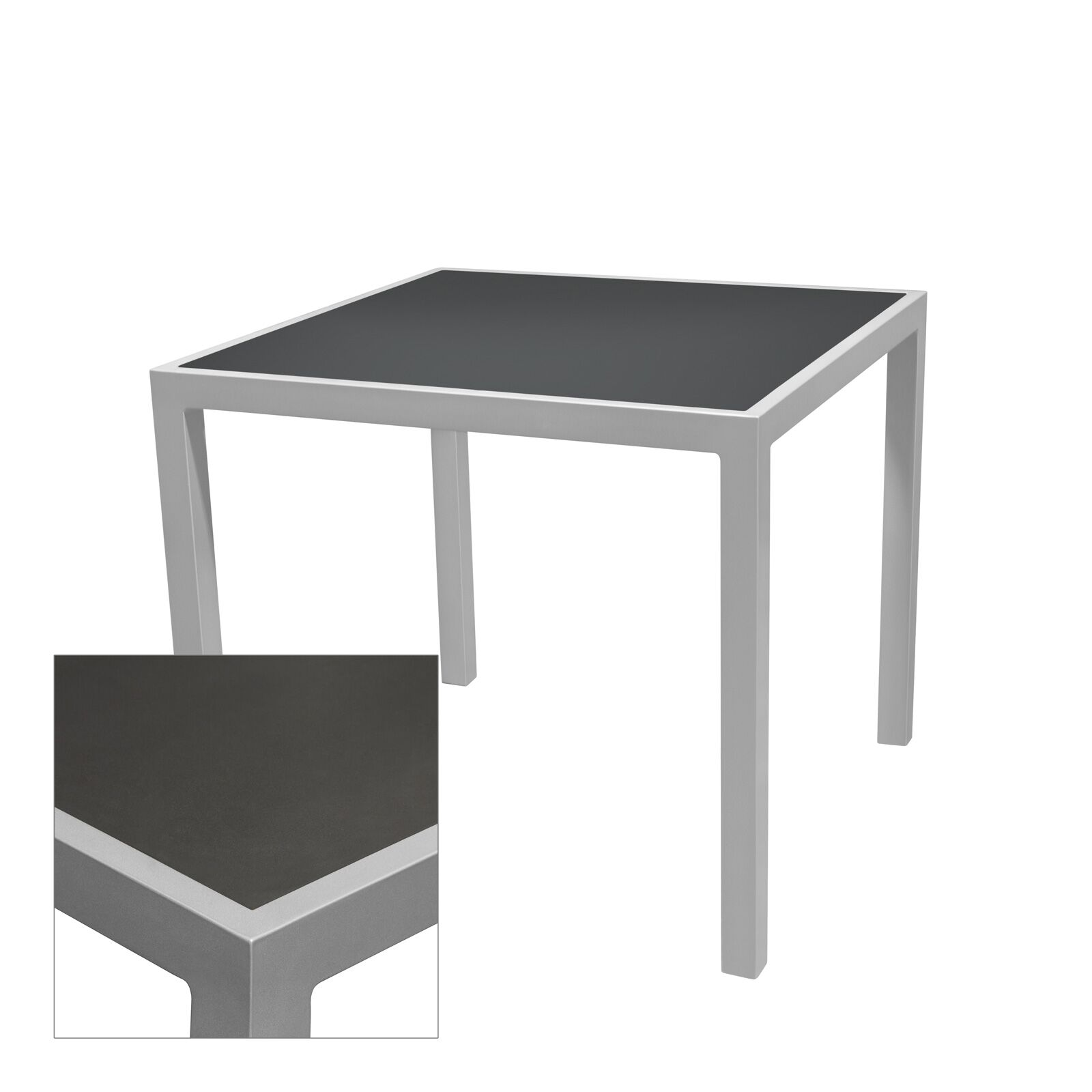 Corsa Bar Table Table Size: 24