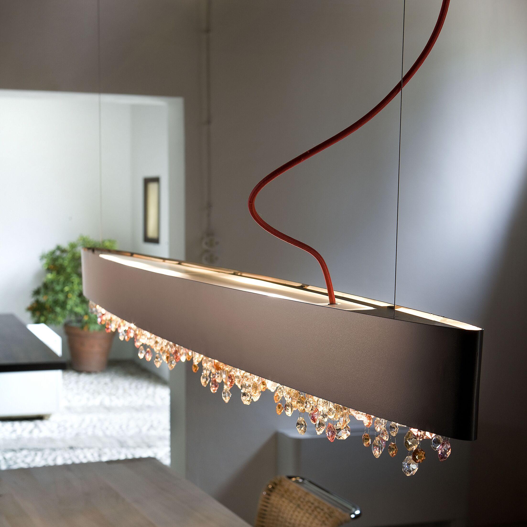 Ola 4-Light Pendant Shade Finish: Matte Bronze