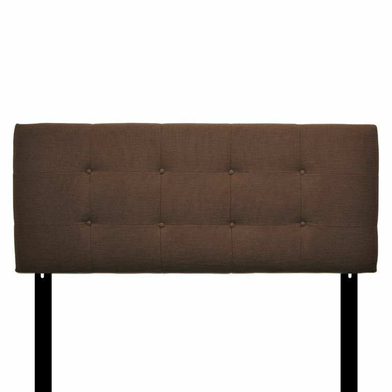 Ali Upholstered Panel Headboard Size: California King