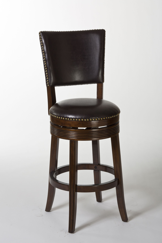 Sonesta Swivel Bar Stool Seat Height: 30