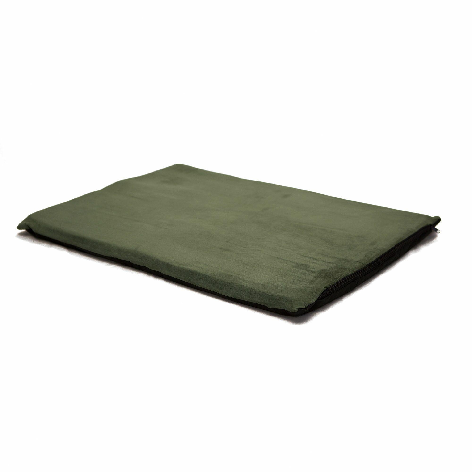 Orthopedic Foam Dog Mat Color: Forest, Size: Large (32