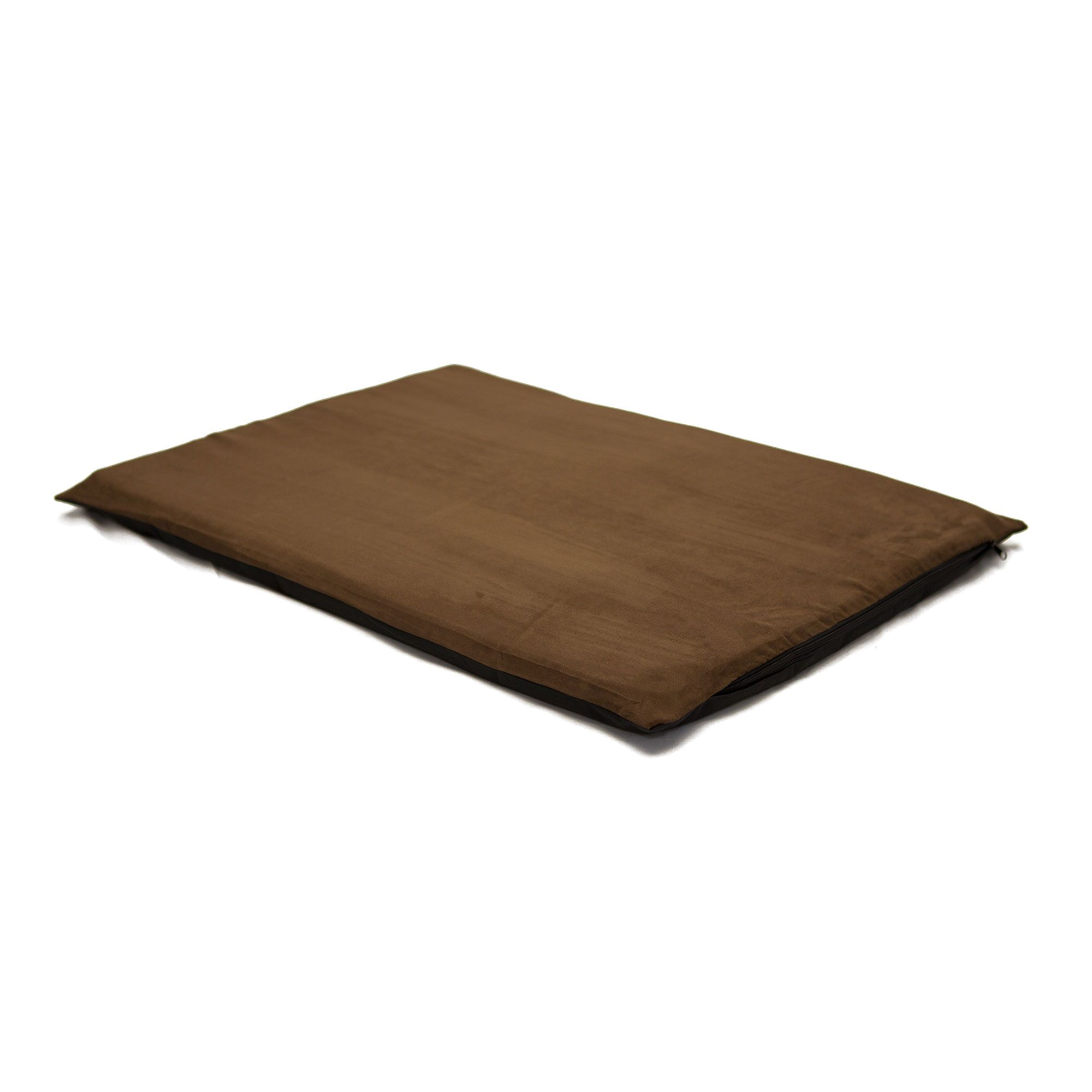 Orthopedic Foam Dog Mat Color: Espresso, Size: Large (32