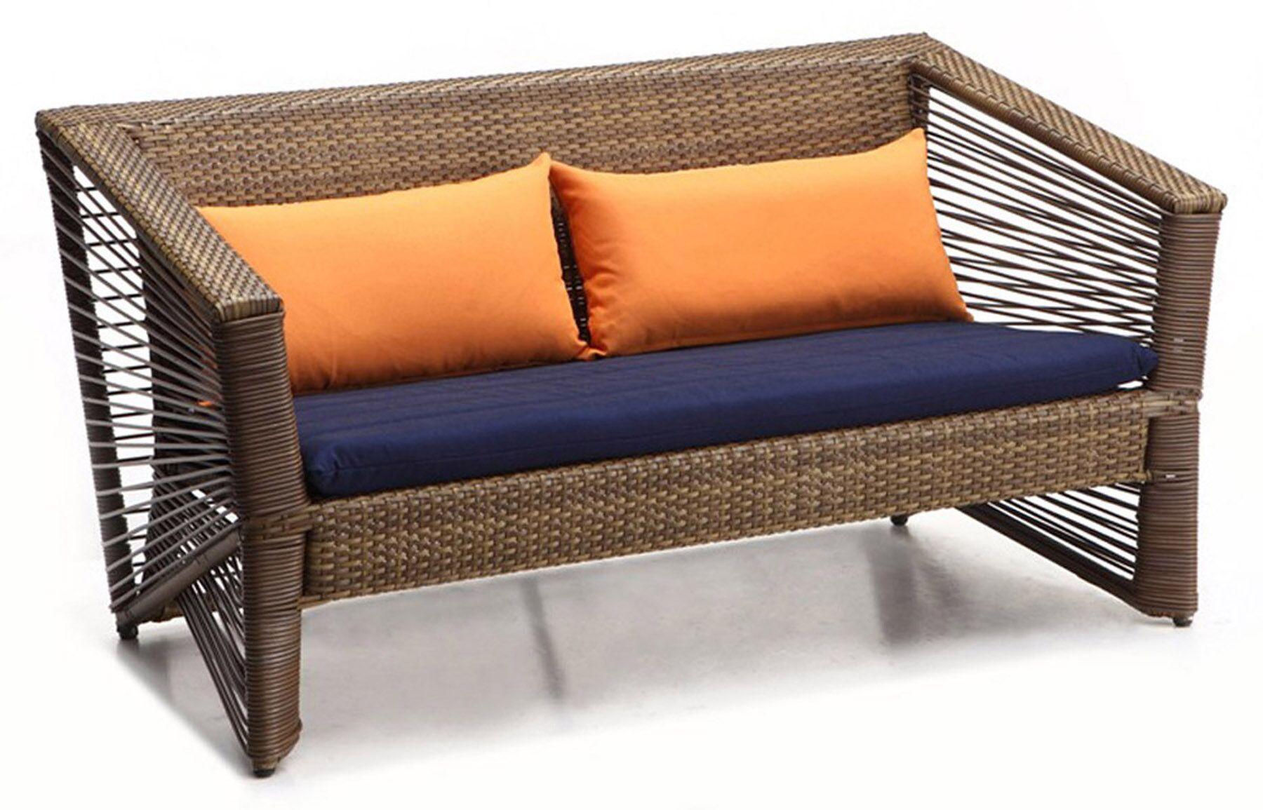 Borneo Sofa with Cushions